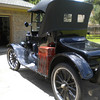 1923-4 Model T Ford Runabout Roadster : THIS CAR BUILT IN 1923 AS A 1924 MODEL