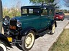 1929 Model A Ford 4-Door Leatherback :
