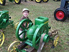 John Deere Hit & Miss Model E's 1 1/2 & 3 hp :